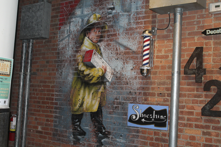 New-york-natalia-geldart-bridge-art-chelsea-market-fire-man