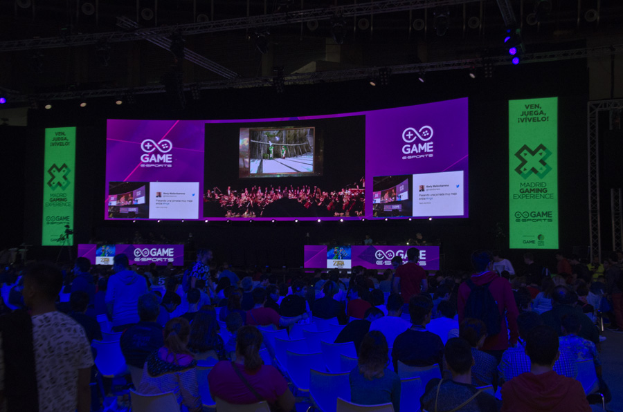 Madrid Gaming Experience 2016 Conference