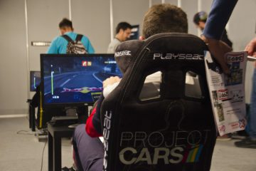 Madrid Gaming Experience WRC