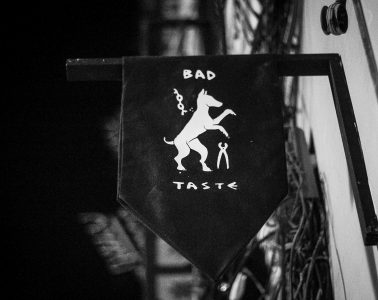Bad Taste Gallery. Fotografía Blonde Poulain. Shit Magazine