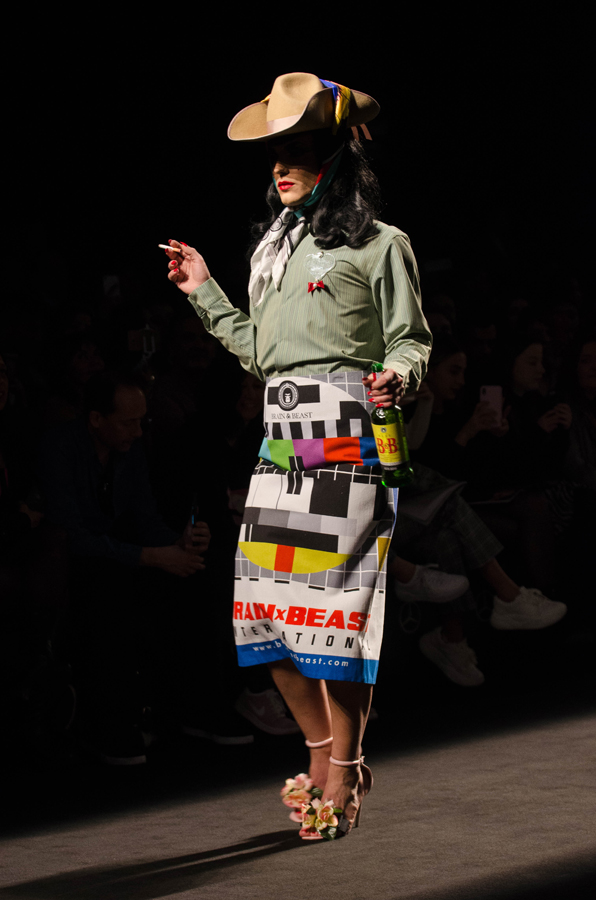 Fashion Week 2019 Brain & Beast