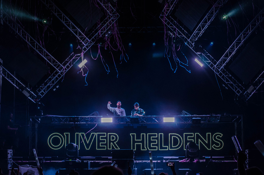 Oliver Heldens en A Summer Story. Foto: Boty García.