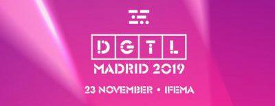 DGTL vuelve a Madrid este 23 de noviembre en IFEMA ¡Consigue aquí tus entradas!